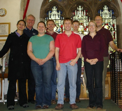Ringers of the 100th Peal